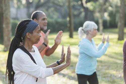 Tai Chi May Be as Beneficial as Conventional Exercise, Study Suggests