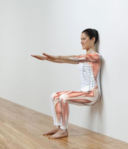 4-Move Pilates Routine for When You Just Don't Feel Like Working Out
