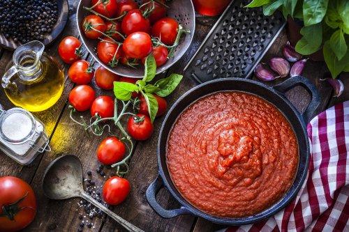 Marinara Sauce Nutrition Facts and Health Benefits