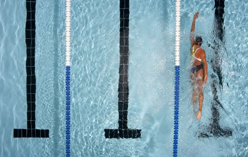 20-Minute Swimming Workout for Active Recovery Days