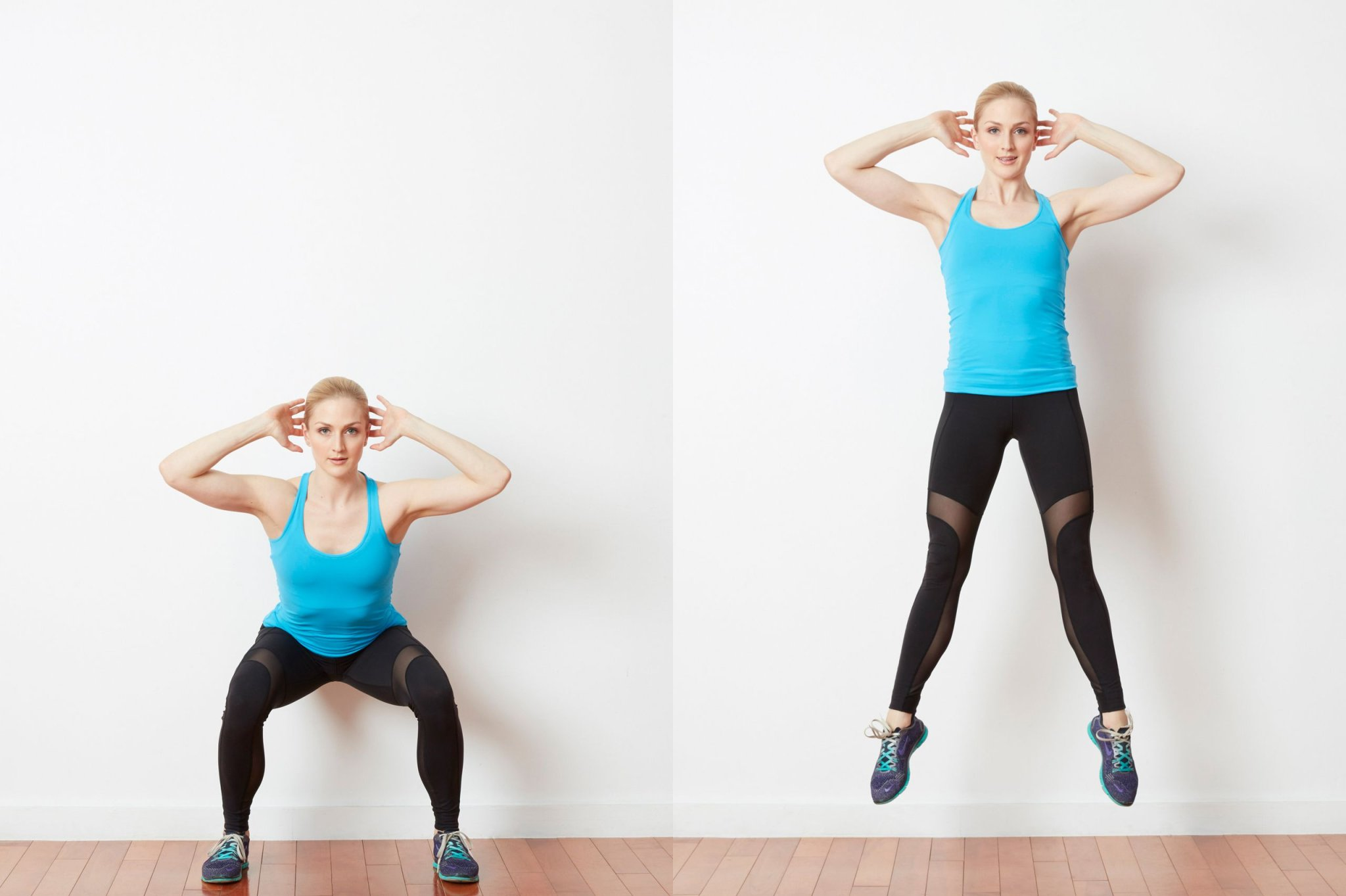 Try This 10-Minute Workout With No Equipment Required