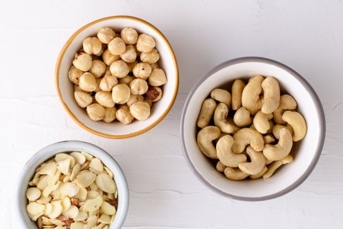 Chew on This: Nuts Help You Live Longer