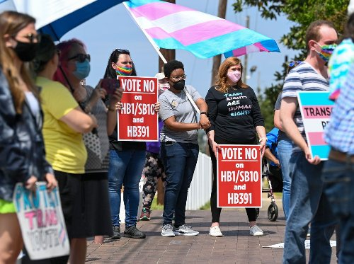 How One Organization Is Working to Combat the Uptick in Anti-Trans Legislation