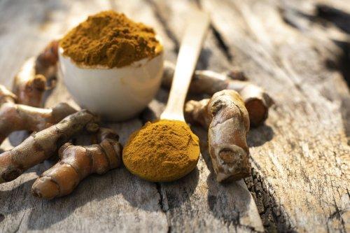 Turmeric Alleviates Skin Conditions