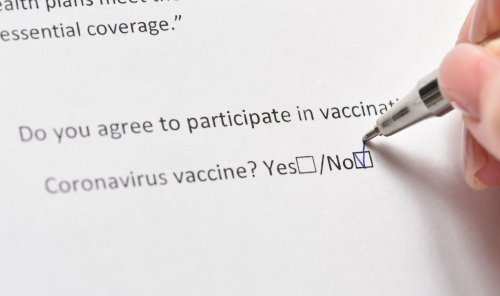 Is It a HIPAA Violation to Ask Someone's COVID-19 Vaccination Status?