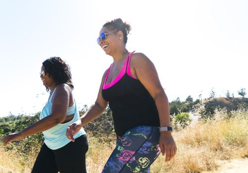 Taking 7,000 Steps a Day May Be the Key to Living Longer