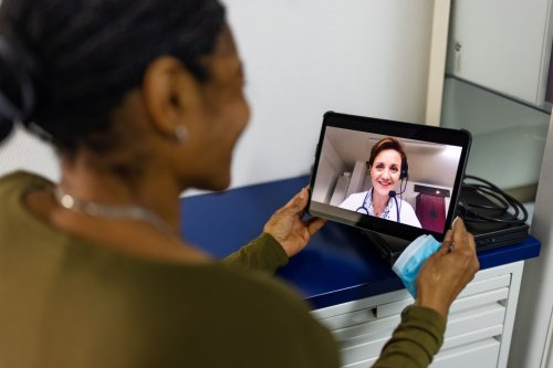 What to Know About Telehealth for Bladder Cancer