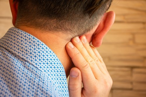 Here's What That Lump Behind Your Ear Could Be