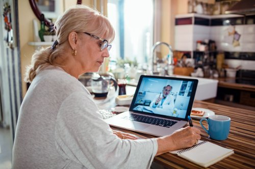What to Know About Telehealth for Lymphoma