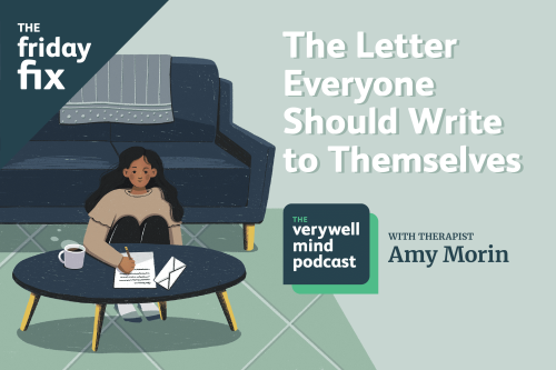 Friday Fix: The Power of Writing a Letter to Yourself