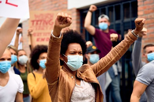 Tips for Staying Safe During a Protest