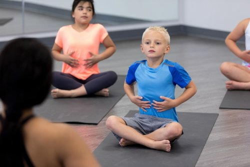 Yoga and Breathwork May Improve Focus in Kids With ADHD