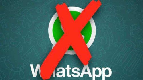 WhatsApp potrebbe cancellarti l'account. Ecco il motivo