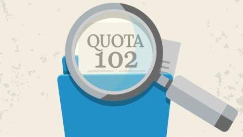 Pensioni, dopo Quota 100 arriva la Quota 102: ecco come funziona