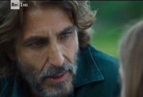 Daniele Liotti, Un Passo dal Cielo 6 | Durante le riprese ha vissuto nel bosco