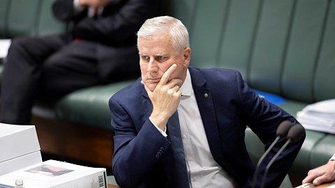 Liberal-National government still 'far better' than 'chaotic' Rudd-Gillard-Rudd years: McCormack   Sky News Australia