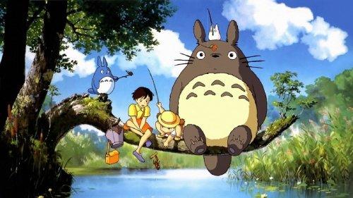 Take this Totoro drawing class from Studio Ghibli