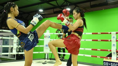 Meet the Women Fighters Making History in Male-Dominated Muay Thai