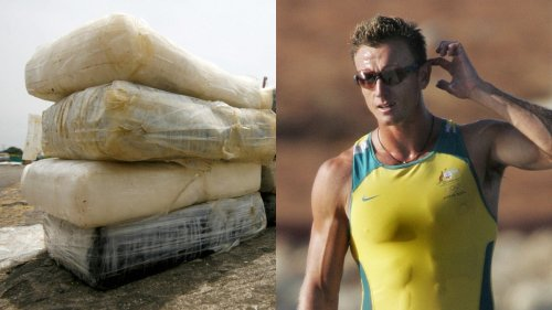 Olympian Sentenced to 25 Years Jail Over Failed Cocaine Smuggling Plot