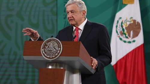 Mexico's President Told the DEA to Check Itself, Worsening U.S. Tensions