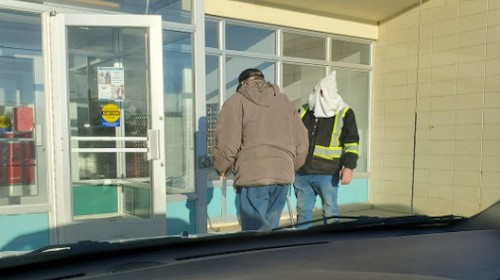 Man Wearing KKK-Style Hood Sparks Anti-Racism Protests in Alberta Town