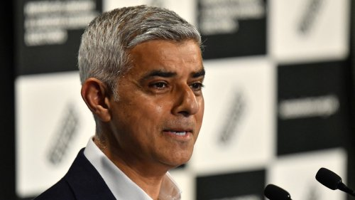 London Mayor Sadiq Khan Repeatedly Ghosted a Hong Kong Reporter