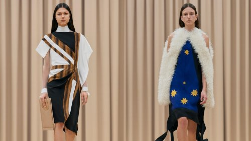 Burberry re-configures its idea of 'Britishness' for AW21