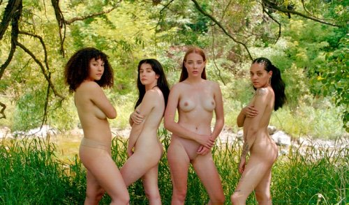 'terms & conditions' celebrates the uncensored female form