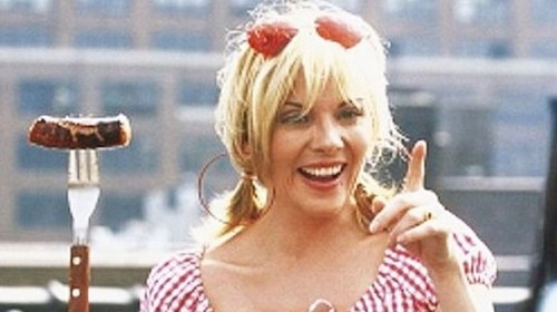 Forget Carrie, Samantha Jones is the unsung style hero of Sex and the City