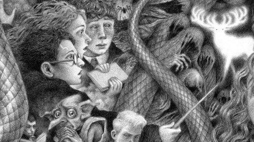 Avec ceux qui regrettent leurs tatouages Harry Potter