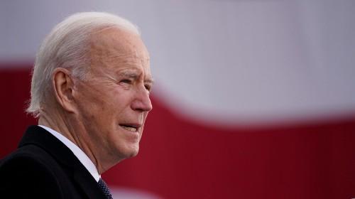Biden Is Shutting Down Trump's Racist 1776 Commission