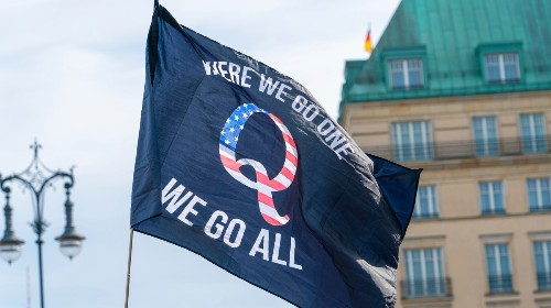 Extremists Are Already Preying On Desperate QAnon Followers