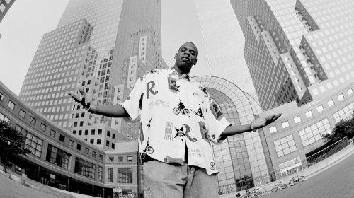 Les débuts des légendes du hip-hop new-yorkais en photo