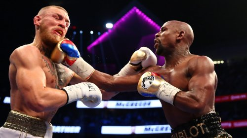 Mayweather Beat McGregor By Not Fighting a Mayweather Fight