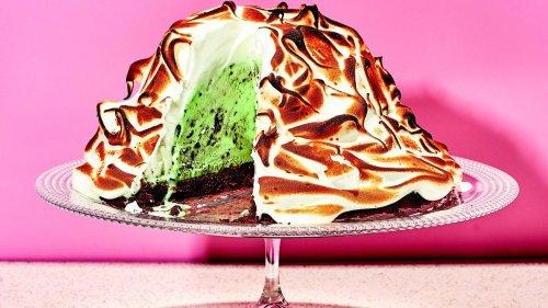 Baked Alaska: la ricetta del dolce americano