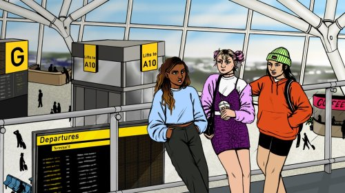 Introducing You to 'Airport Culture', Gen Z's New Favourite Pastime