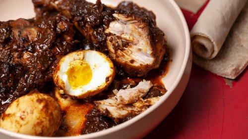 Doro Wat (Spicy Ethiopian Chicken Stew) Recipe