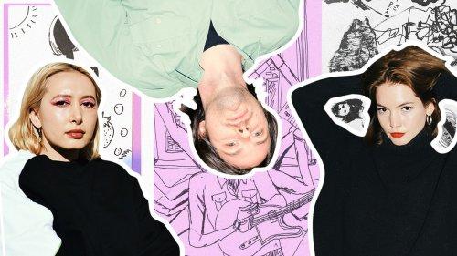 Les artistes du festival Chose Qui Bouge dessinent leur autoportrait