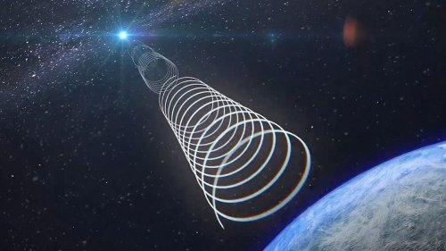 D'étranges signaux radio ont été détectés au centre de la galaxie