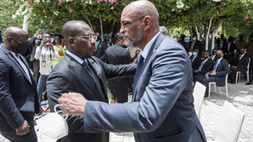 One Assassinated President Is Causing Problems for Haiti's Two Prime Ministers
