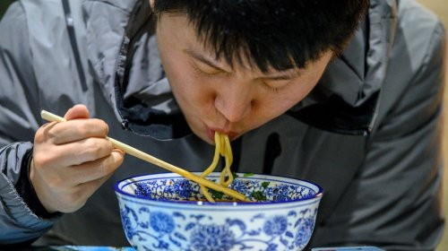 It's Now Illegal To Order Too Much Food or Share Binge-Eating Videos in China
