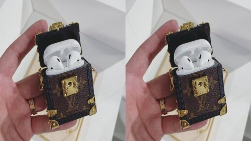 stan or ban: this louis vuitton airpod case