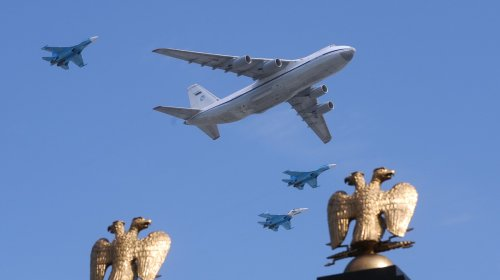 Someone Broke Into Russia's Doomsday Plane and Stole a Bunch of Hardware