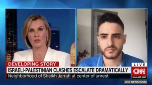 This Palestinian Writer Is Going Viral For Challenging US Coverage of Israel-Palestine