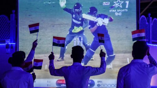 Indian Students Get Beaten by Indian Mob After Pakistan's Historic Cricket Win