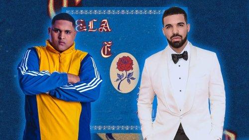 """Finalmente saiu o remix do Drake pro funk 150 BPM """"Ela é do tipo"""" do Kevin O Chris"""