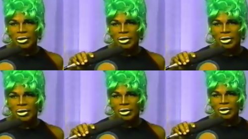 Everything you need to know about 90s drag legend Moi Renee