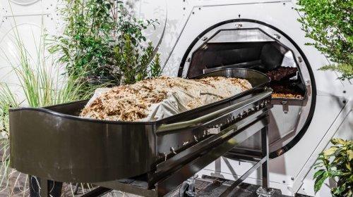 Oregon Has Legalized Human Composting