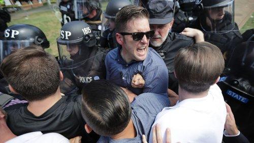 Richard Spencer, 'Crying Nazi' Defending Themselves in Charlottesville Court