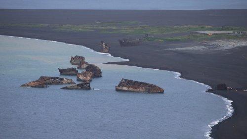 Au Japon, des navires de la Seconde Guerre mondiale remontent à la surface